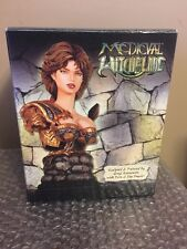 RARE *MEDIEVAL WITCHBLADE* Mini-Bust by Greg Aronowitz.  036/400