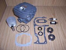 Kolben Zylinder Dichtsatz passend Husqvarna 372/371xp/xpg motorsäge Set 5 neu