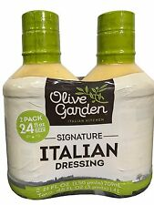 Olive Garden Signature Italian Salad Dressing 24 fl oz Each 2 Pack