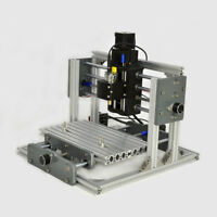CNC 2417 USB Desktop Metal Mini Engraver PCB Milling Machine DIY Mill Router Kit