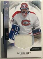 2015-16 Patrick Roy Upper Deck Premier Jerseys Card #48 Montreal Canadiens #/99