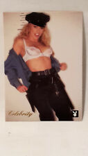 Playboy's Celebrity card agosto 1994 Carol shaya #3cs playboy 1995