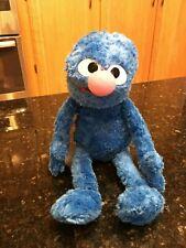 "Sesame Street Blue Grover 14"" Plush Stuffed animal"