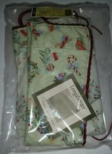 Longaberger Holiday Hostess Large Wrap It Up Liner only - All the Trimmings 2008