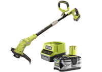 Ryobi One+ 18V 5.0Ah Line Trimmer Kit-305mm cutting path