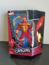 SPIDER-MAN ORIGINS Signature Series IRON SPIDER-MAN Hasbro NIP