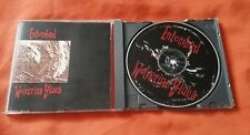 ENTOMBED - Wolverine Blues / 1st press 1993 / MOSH 82 CD