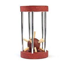 Prison Break Brain Teaser 3D IQ Puzzle Wooden Adult Child Educational Toys