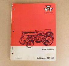 Literatur & Videos Massey Ferguson 450s Bagger Ersatzteilkatalog 1969-74