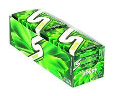 Stride Gum Spearmint 10/14S