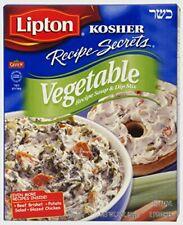 Lipton Recipe Secrets Soup and Dip Mix, Vegetable 2oz (6 Pack)