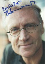Autogramm - Robert Atzorn