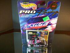 Jeff Burton #99 Exide Batteries 1997 Ford Thunderbird Hot Wheels 1st Edition