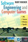 Software Engineering and Computer Games by Rucker, Prof Rudy Paperback Book The