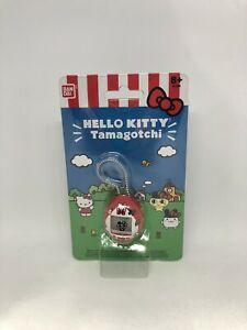 HELLO KITTY TAMAGOTCHI Red/White Very Rare FAVOURITE THINGS Brand NEW Sealed