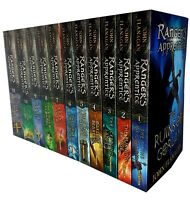 John Flanagan Rangers Apprentice 11 Books Collection Set The Lost Stories NEW PB
