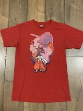 Inuyasha Vintage 2003 Anime Manga T-Shirt Graphics Tv Comics Rare S/Xs