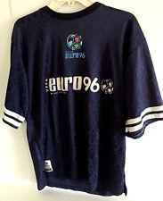 Vintage Soccer Jersey Euro 96 UEFA England Men's Large