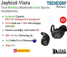 GENUINE Jaybird Vista True Bluetooth Wireless Buds Sport Headset Earphone Black