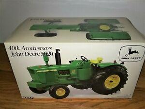 John Deere 5020 Tractor 40th Anniversary Commemorative Edition 1/16  #15881