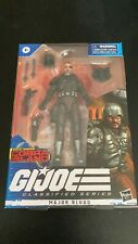 GI JOE CLASSIFIED SERIES: Major Bludd. Never Opened in hand ready for shipping?