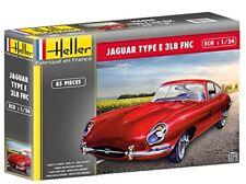 Heller 1/24 Jaguar Type E 3l8 Fhc #80709