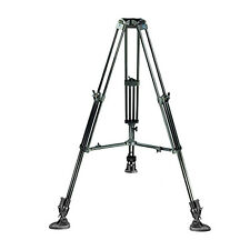 Proaim 100mm bowl tripod stand w rubber feet shoes for fluid head DSLR DV Camera