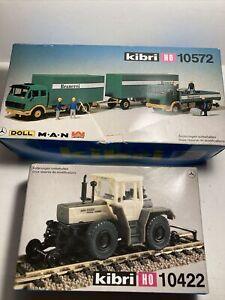 Kibri HO 10572+10422