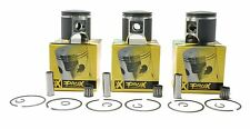 Polaris XCR 600, 1995-1997, Pro-X .040 Pistons & Wrist Pin Bearings