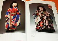 Japanese Ichimatsu doll book japan traditional vtg kimono #0274