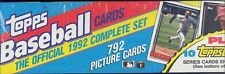 1992 Topps Complete BASEBALL 792 Card Factory Sealed Box SET Rookie Stars + Gold
