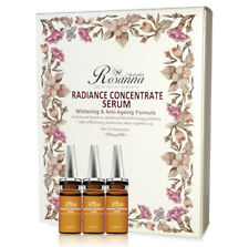 Rosanna Radiance Concentrate Serum 3 x 8ml Ampules Rosanna