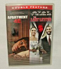 APARTMENT 4E & THE LAST LETTER DVD *Brand New* Sealed!!!