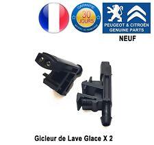 Gicleur de Lave Glace Citroen Berlingo Xantia ZX 6438A0 Pare Brise Neuf X2