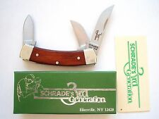 ORIGINAL SCHRADE USA C648 3RD GENERATION KNIFE