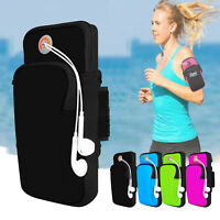 Sport Armband Running Jogging Arm Band Pouch Holder Hand Bag Case For Cell Phone