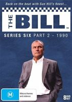 BRAND NEW SEALED The Bill : Series 6 : Part 2 (DVD, 2012, 8-Disc Set)