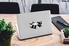 Sky Diving Decal for Macbook Pro sticker vinyl air mac 13 15 11 laptop skin cool