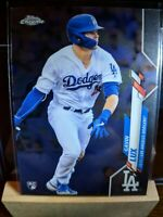 Gavin Lux 2020 Topps Chrome Base #148 RC Rookie Card Los Angeles Dodgers LA