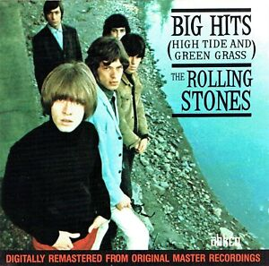 (CD) The Rolling Stones - Big Hits (High Tide And Green Grass) - Tell Me, u.a.