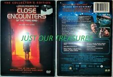 Close Encounters Of The Third Kind -Collector'S Edition (Dvd, 2002)*New, Sealed!