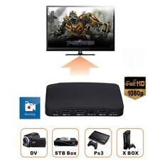 YK940 HD Game Video Capture Box 1080P HDMI Recorder Box for DVD PC XBOX PS3/4