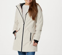 Arctic Expedition Waterproof Coat with Hood - Putty - 1X