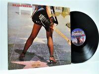 SABU heartbreak LP EX/EX- HM USA 36, vinyl, album, heavy metal, hard rock, 1985
