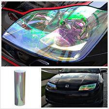 200x30cm Colorful Clear Autos SUV Headlight Tailight Vinyl Tint Film Wrap Sheet