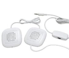 Pillow Speakers Sound Oasis Stereo Sound Pillow Speaker w in-line Control SP-101