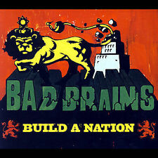 Bad Brains - Hardcore - BUILD A NATION [2007] CD - New