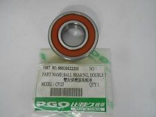 OEM PGO Scooter T-Rex 50/110/125/150 Double Sealed Ball Bearing PN 96530622200