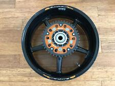 Used KTM 990 Super Duke 950SM rear wheel black 2007-2012