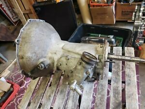 Austin Healey BN1 smooth case Gearbox 100-4 100 overdrive BN2 transmission gears